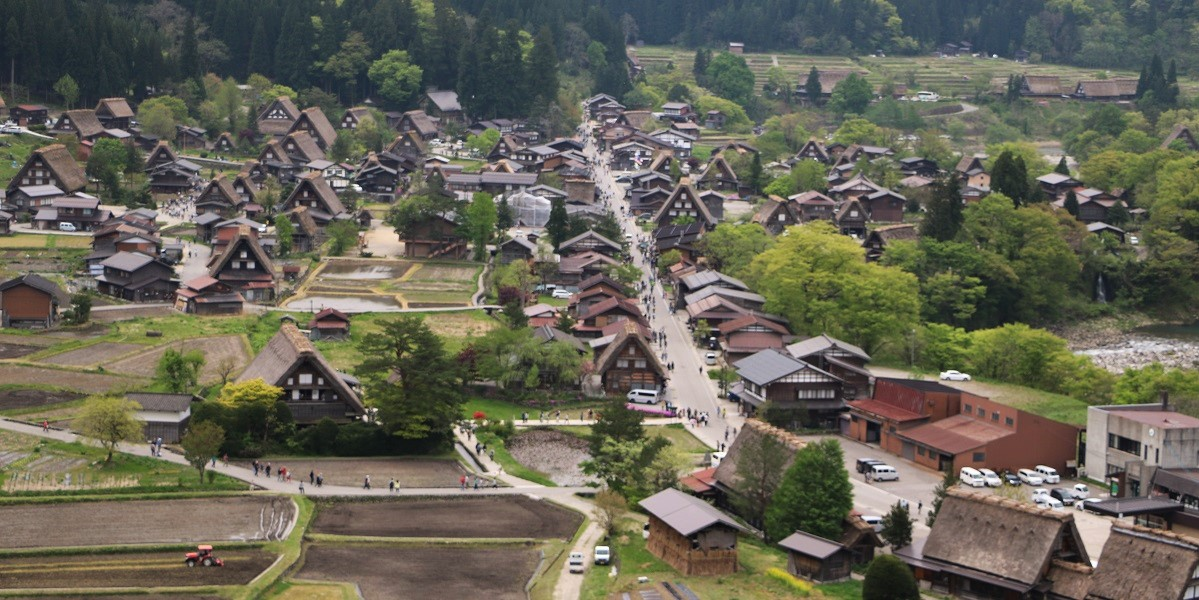 14 Days Shoryudo Dragon Route Tour